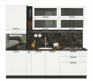 Kuchyně GLACIER 235 wk/island