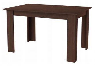 Jídelní stůl rozkládací KONGO 120(170)x80 wenge