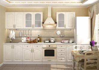 Kuchyně VERONA II 240 zlatý jasan