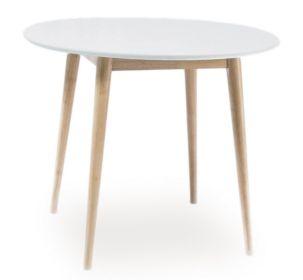 Jídelní stůl kulatý LARSON 90x90 cm