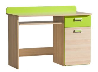 Pracovní stůl LIMO L10 zelený