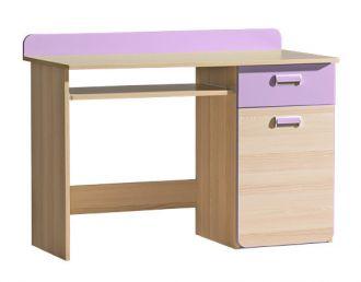 Pracovní stůl LIMO L10 fialový