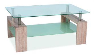 Konferenční stolek LISA II dub sonoma
