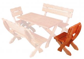 OM-105 zahradní židle výběr barev