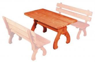 OM-106 zahradní stůl výběr barev