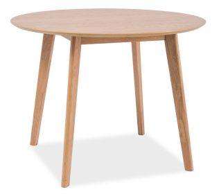 Jídelní stůl MOSSO II 100 dub