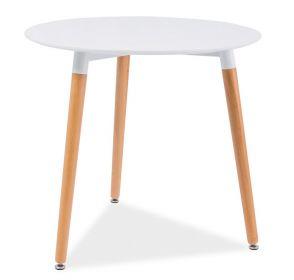 Jídelní stůl kulatý NOLAN III