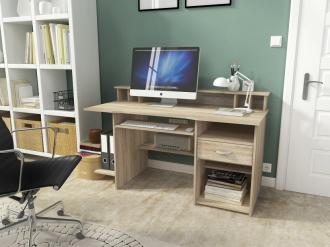 Pracovní stůl P4 dub sonoma