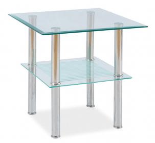 Konferenční/odkládací stolek PIXEL C 50x50