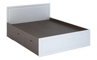 PRAGA KP-902 postel 140 se zásuvkami