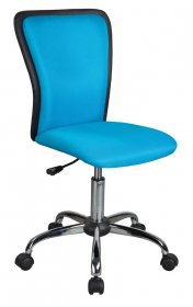 Studentská židle Q-099 modrá/černá