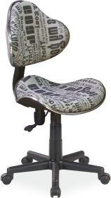 Studentská židle Q-G2 text