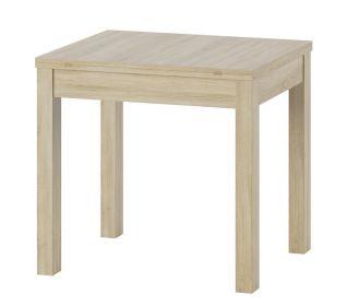 Jídelní stůl rozkládací CLEO dub sonoma