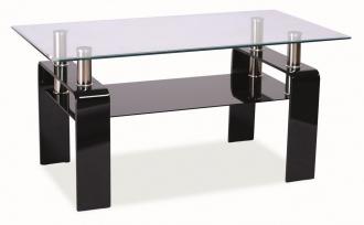 Konferenční stolek STELLA černý