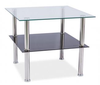 Konferenční/odkládací stolek TESSA 60x60