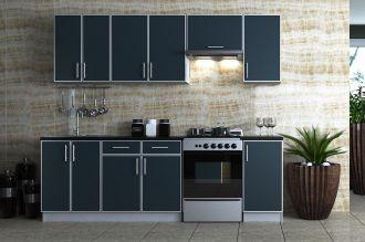 Kuchyně VINTAGE 240 grafit