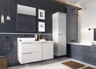 Koupelnová sestava NARAN bílá