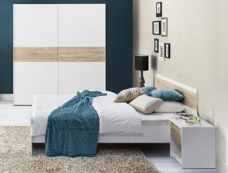 Ložnice WENECJA postel+skříň+noční stolky