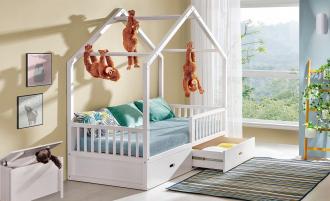 Dětská postel TROLI
