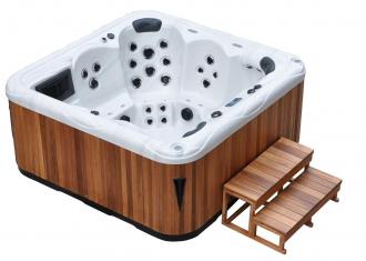 Relaxační vířivka TINIA pro 6 osob, 60 trysek