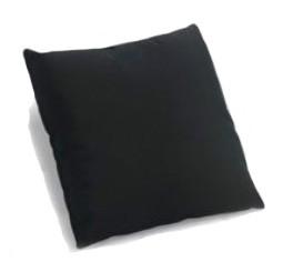 Polštář SUNBRELLA voděodolný 45x45cm černý