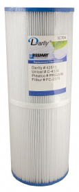 Kartušový filtr 338/125mm SC704