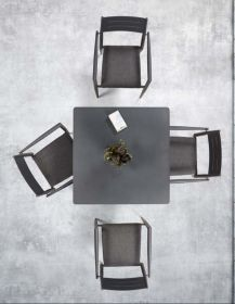 BRUS - 4 místná jídelní souprava