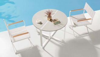 CLINT WHITE - 2 místní jídelní sezení