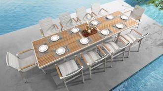 Nofi 2.0 - roztahovací jídelní stůl