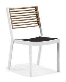 YORK - jídelní židle bez područek