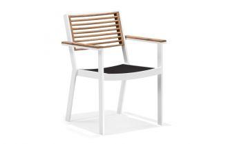 YORK - jídelní židle s područkami