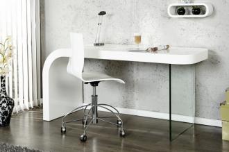 pracovní stůl ONYX WHITE II