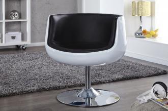 židle COMBO BLACK&WHITE