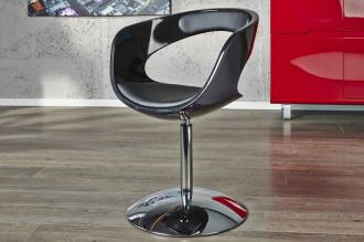židle GAMBLER BLACK
