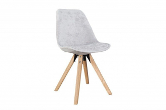 židle SCANDINAVIA GREY I