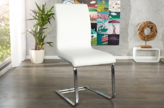 židle HAMPTON WHITE