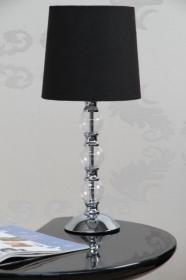 stolní lampa PIANA BLACK