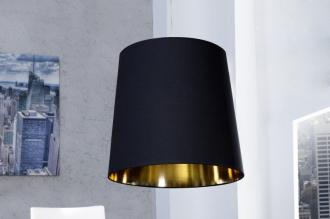 stropní svítidlo SAPPHIRE BLACK GOLD II