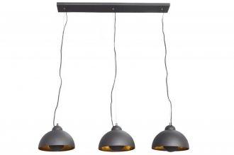 stropní svítidlo STUDIO-3 BLACK GOLD