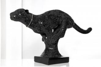 skulptura PANTHER BLACK