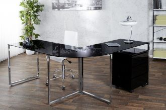 kancelářský stůl BIG DEAL BLACK