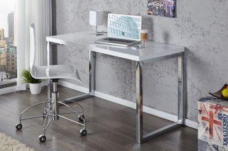 konzolový stůl DESK WHITE 120-60 CM