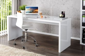 Pracovní stůl FAST TRADE 140 CM bílý
