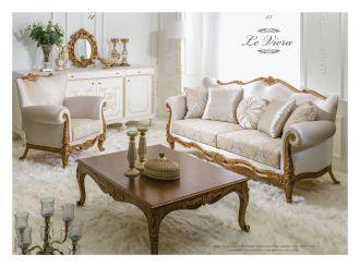 luxusní sedací souprava 3 SET LE VIERA LUXUS