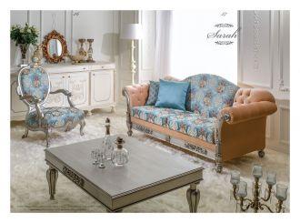 luxusní sedací souprava 3 SET SARAH LUXUS