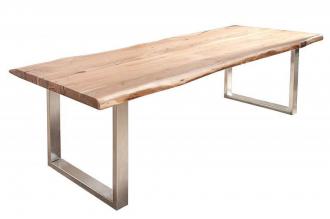 jídelní stůl MAMMUT 240-A masiv akácie