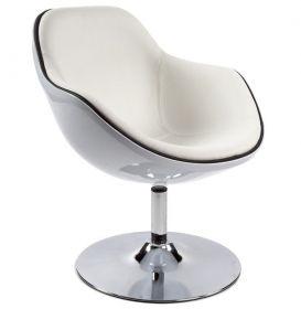 židlo-křeslo DAYTONA WHITE