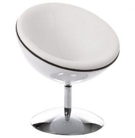 židle GALAXY WHITE II