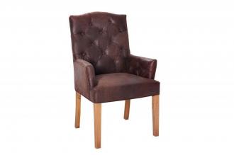 židle CASTLE ANTIK