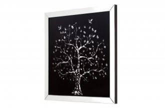 obraz s krystaly TREE 80-CM